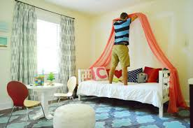 Boys Bed Canopy A Sweet Simple Bed Canopy House