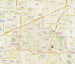 map plano plano map