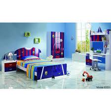 chambre à barcelone chambre complète thème fc barcelone chambre complète ameublement
