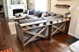 Narrow Sofa Table Narrow Sofa Table Decor Homes Decorating Ideas The