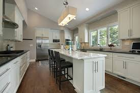 narrow kitchen island narrow kitchen island 10 narrow kitchen islands ideas in pictures
