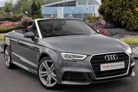nardo grey s5 used audi a3 s line grey cars for sale motors co uk