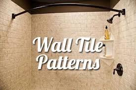 shower tile patterns and bathroom bathroom tile patterns shower