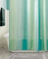 54 Shower Curtain Interdesign Ombr礬 Textured 54 X 78 Shower Curtain Shower