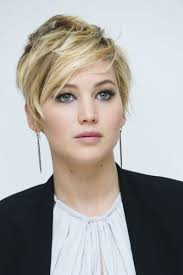 instructions for jennifer lawrece short haircut how to grow out your pixie cut beautyeditor