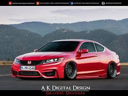2013 honda accord coupe modified slammed youtube muscle cars