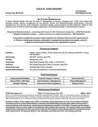 system administrator resume sample pdf unmision