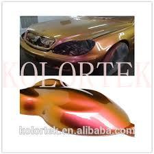 kolortek chameleon pigment for car paint color changing chameleon