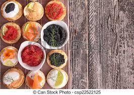 canapes finger food canapes finger food stock photo search pictures and photo clip