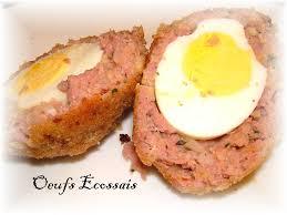 cuisine ecossaise les oeufs écossais de mr doriannnnnn de cuisine créative
