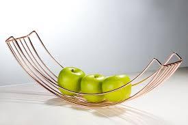 metal fruit basket fruit basket scale metal copper coloured shiny