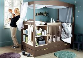 Small Baby Beds 20 Hacks For Living With Baby In A Small Apartment Small Room Ideas