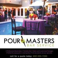 Masters Bar Table Pour Masters Bar Service 10 Reviews Caterers 1605 W Parkside