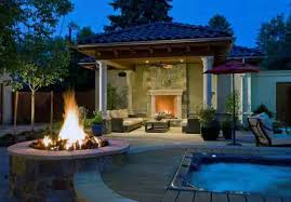 Outdoor Fireplace Prices by 70 Outdoor Fireplace Designs For Men Cool Fire Pit Ideas