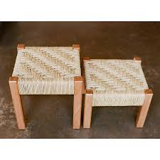 Seagrass Bench Seagrass Stools Berea College Crafts