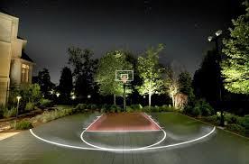 Home Basketball Court Design Home Design - Home basketball court design