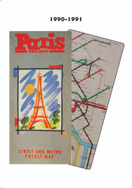 Metro Map Of Paris by Street U0026 Metro Map Products Paris Travel Service Robin Worldwide