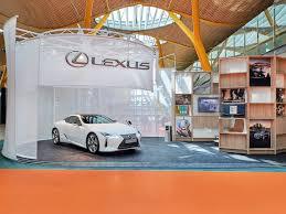 lexus valencia dealership se inaugura en el aeropuerto de madrid barajas el concepto