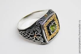 men s ring men s ring the gift of the magi silver chrysolite shop online