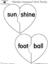 heart shaped printable writing page a to z teacher stuff