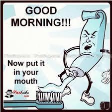 Toothpaste Meme - morning lol funny meme on instagram