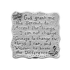 serenity prayer picture frame serenity prayer gifts plaques mugs candles more the