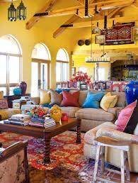 Mexican Home Decor Ideas by Colorful Mexican Interior Design Living Room Ideas Decor Home