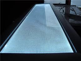 light guide plate suppliers light guide panel glas pendelleuchte modern