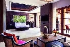 Encore White Bedroom Suite Luxury Suites And Villas In Ubud Bali Mandapa A Ritz Carlton