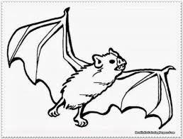 realistic bat coloring pages realistic coloring pages