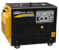 amazon com durostar ds7200q 6 000 watt diesel powered fully