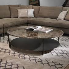 large round cocktail table soho round marble coffee table glass