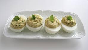 sweet basil deviled eggs u2014 shockingly delicious