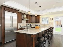 Kitchen Cabinet Crown Molding Floral Roman Shades Large Numeral Wall Clock White Cabinets Crown