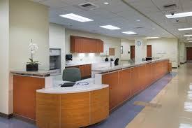 Hospital Receptionist Naval Hospital Camp Pendelton Rubber Flooring Artigo