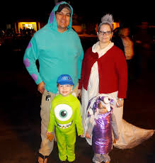 Monster Inc Halloween Costumes Da Teller Bears Halloween 2013