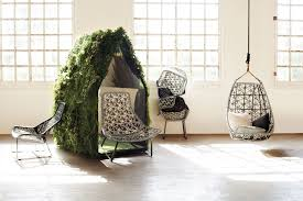 Garden Egg Swing Chair Kettal Maia Swing Chair Also Comes In Black Or White