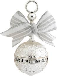 image collection personalized babys first christmas ornament all