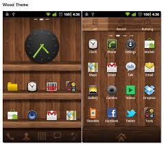 clock themes for android mobile 15 best go launcher ex themes for android free download