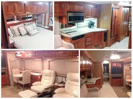 rv renovation ideas colorful rv makeover mobile home living