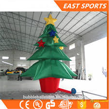 china supplier best price popular inflatable artificial christmas