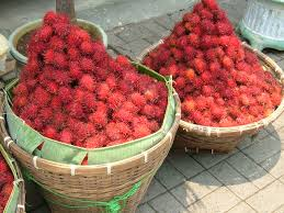 fruit similar to lychee rambutan fruit nutrition facts and recipes caloriebee