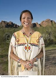 native american woman in traditional clothing yummy pinterest