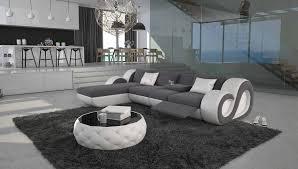 canapé d angle de luxe canapé d angle avec éclairage nesta luxe 1 949 00