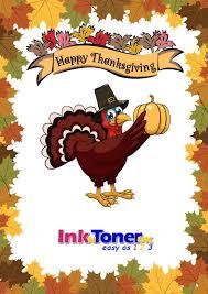 happy thanksgiving inkntoneruk