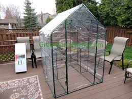 Backyard Green House by Greenterrafirma