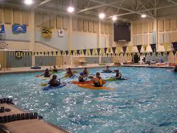 Anchorage Swimming Pools Kayak Pool Classes Anchorage Alaska Kayak Academy