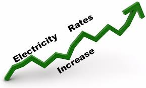 Electricity tariffs anglo list