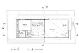 Garden Floor Plan by A Gorgeous Home Split By A Covered Garden Atrium