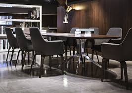 furniture charming home interior design ideas with minotti dining
